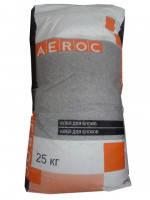 СБС клеевая смесь для блоков AEROC 25кг