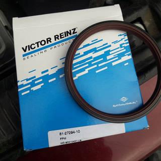 Сальники коленвала задний (104х90х11) Daewoo Chewrolet Fiat Opel Victor Reinz (VR 81-27294-10)