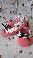 Пинетки балетки обувь детская мягкая подошва пінетки