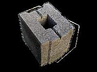 Блок керамзитобетонный стеновой пазогребневый