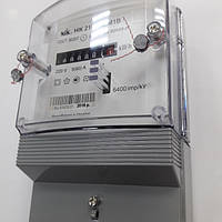 Счётчик электроэнергии однофазный НІК 2102-02.М1В