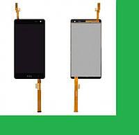 HTC Desire 600, Desire 606w Dual Sim Дисплей+тачскрин(сенсор) черный