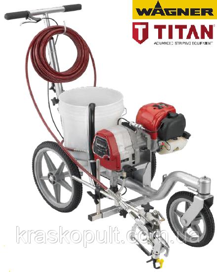Ручное дорожное разметочное оборудование TITAN (Wagner) PowrLiner 550