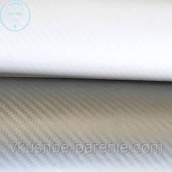 Пленка карбоновая (самоклейка) 20х10см