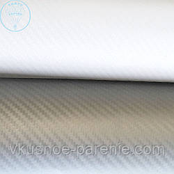 Пленка карбоновая (самоклейка) 20х20см