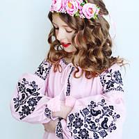 Украинские вышиванки для девочек по доступной цене от KinderLike ... e12831cc917eb