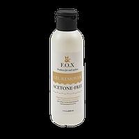 F.O.X Gel Remover Acetone-Free - средство для снятия гель-лака без ацетона, 200 мл