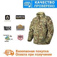 Дождевик Helikon ECWCS Jacket Generation II Camogrom M, L/regular (KU-EC2-NL-14), фото 1