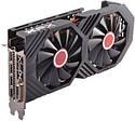 """Видеокарта XFX Radeon RX 580 GTS Black Edition 8GB 256bit (RX-580P8DBD6) """"Over-Stock"""" Б\У, фото 5"""