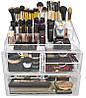 Акриловый органайзер для косметики Cosmetic Organizer Box! Акция
