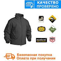 Куртка Helikon Gunfighter Soft Shell Jacket Black S, M, L, XL, XXL (KU-GUN-FM-01), фото 1