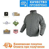 Куртка Helikon Level 7 Winter Jacket Alpha Green  L regular (KU-L70-NL-36), фото 1