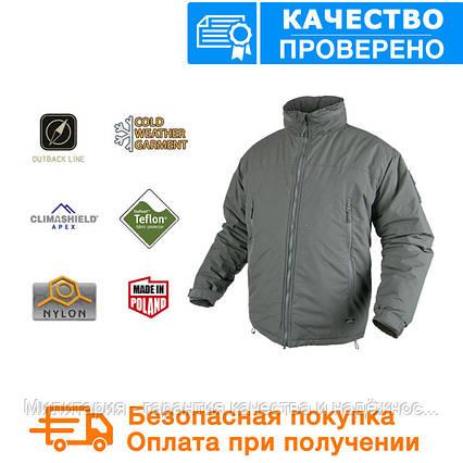 Куртка Helikon Level 7 Winter Jacket Alpha Green  L regular (KU-L70-NL-36), фото 2