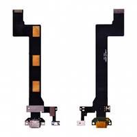 Шлейф конектора зарядки для Meizu Pro 5