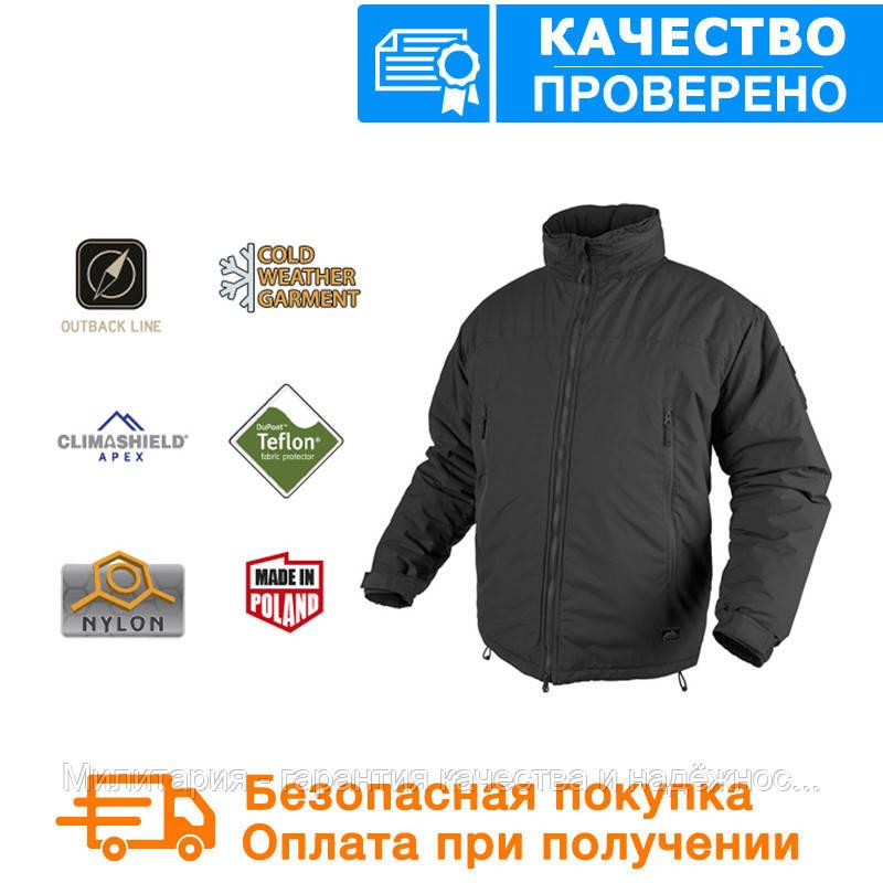 Куртка Helikon Level 7 Winter Jacket Black S, M, L, XL, XXL regular (KU-L70-NL-01)