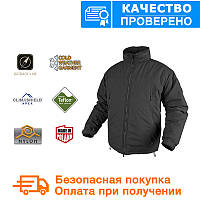 Куртка Helikon Level 7 Winter Jacket Black S, M, L, XL, XXL regular (KU-L70-NL-01), фото 1