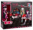 Набор Дракулаура и Закусочная (Die-Ner and Draculaura Playset and Doll), фото 5