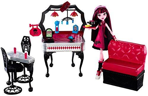 Набор Дракулаура и Закусочная (Die-Ner and Draculaura Playset and Doll)