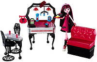 Набор Дракулаура и Закусочная (Die-Ner and Draculaura Playset and Doll), фото 1