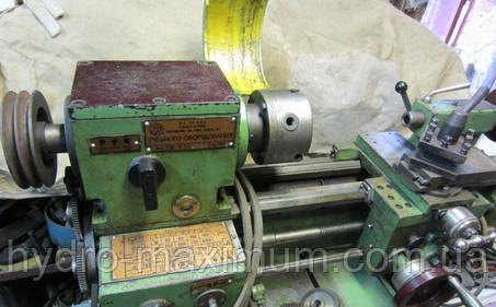 Передняя бабка токарного станка. Устройство и технология ремонта