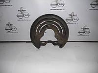 Защита заднего тормозного диска правая на Renault Trafic, Opel Vivaro, Nissan Primastar