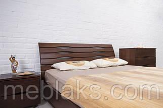 """Кровать деревянная полуторная """"Мария"""" c подъемным механизмом (серия Мария)  Микс Мебель, фото 3"""