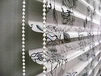 Тканевые роллеты день-ночь  3D-Shade Charm, фото 1