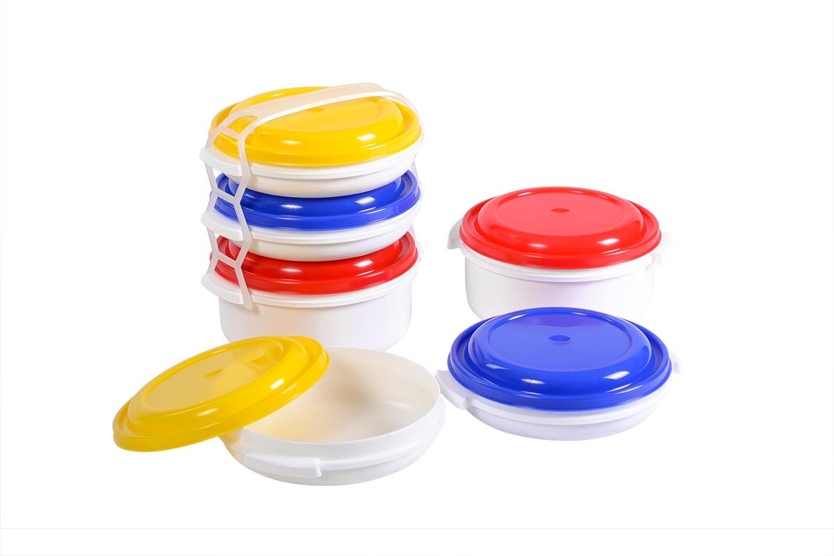 Комплект судков для пищевых продуктов 2шт x 0.5л и 1шт x 1л