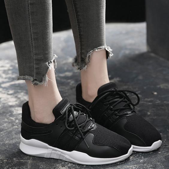 Стильные женские кроссовки.  Модель 61853