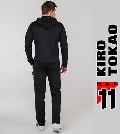 Kiro Tokao 420 | Мужской спортивный костюм черный, фото 2