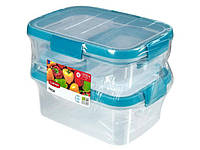 Набор пищевых контейнеров Fresh 4 шт CURVER 232592