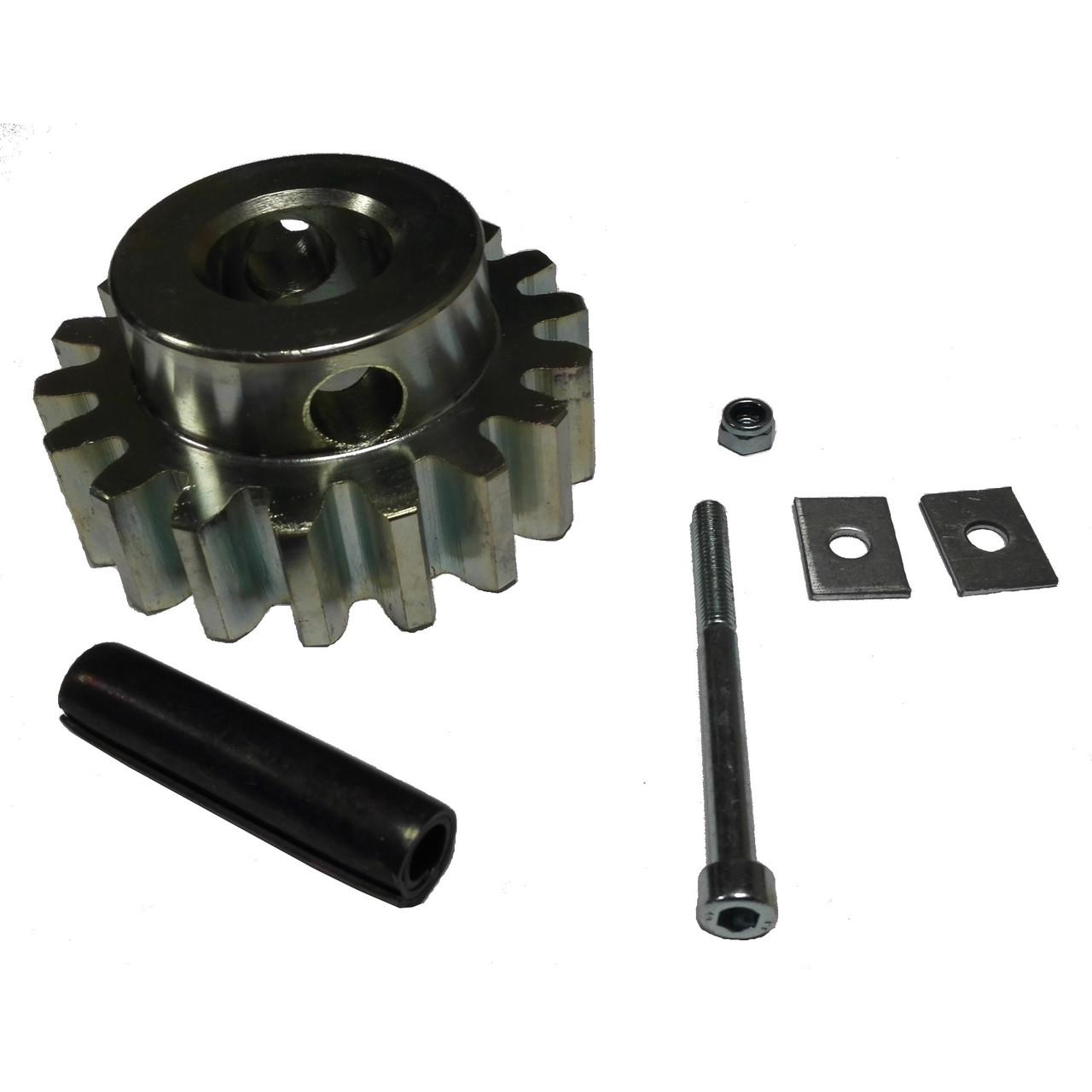 Шестеренка металлическая BK CAME (119RIBK002)