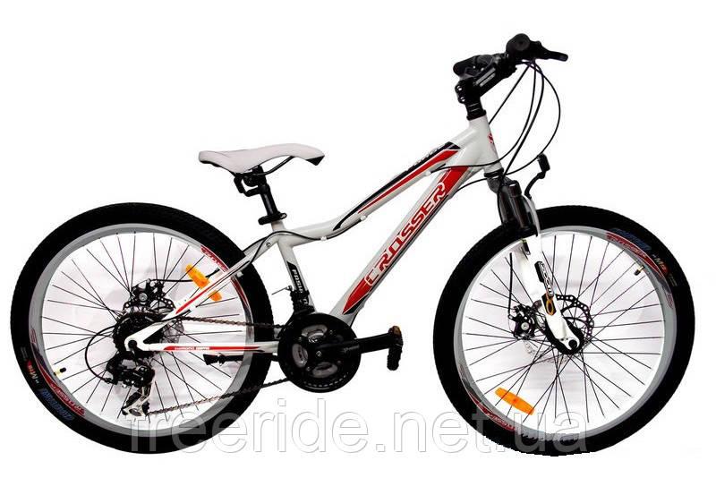 Подростковый Велосипед Crosser Forse 24