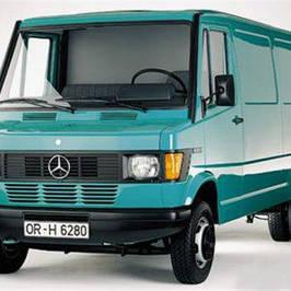 Mercedes 207-308 T1 / Мерседес 207-308 Ботинок (Минивен, Грузовик) (1971-1996)