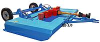 Косилка - измельчитель Z075/9 (3 м) (толщина веток до 5 см)  Krukowiak (Польша), фото 1