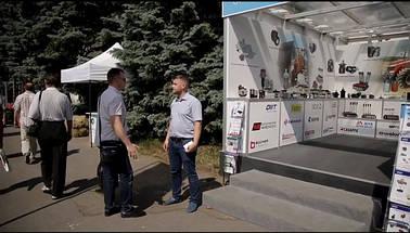Гидро-Максимум на выставке АГРО