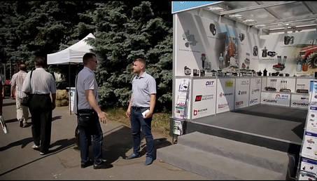 Гидро-Максимум на выставке АГРО 2017