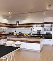 Кухня угловая, фото 1