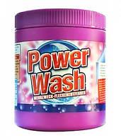 Плямовивідник-порошок колор Power Wash 600 г.