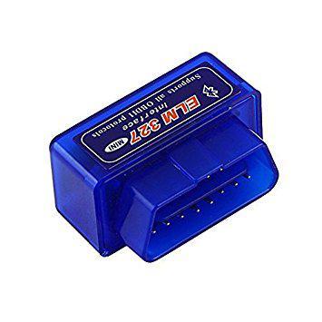 Адаптер ELM327 Bluetooth: версия 1.5 две платы - самая полная версия.