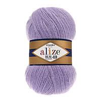 Alize Angora real 40 - 146 лиловый