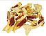 Ухо кролика сушеное в мясе курицы Happ snack, 500 гр, фото 2