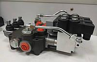 Гидрораспределители P80EHOR электрические с ручным дублированием | Моноблочные