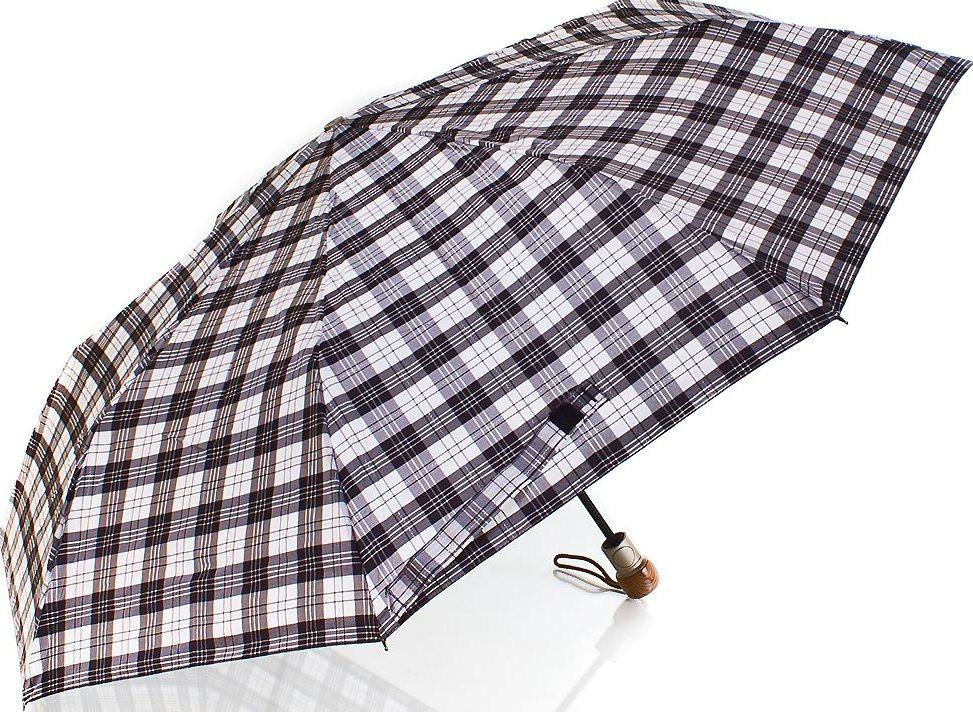 Чоловічий парасольку Zest Z53622-7, напівавтомат, антиветер
