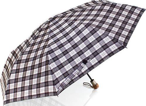 Стильный мужской зонт полный автомат ZEST (ЗЕСТ)  Z53622-7  Антиветер!