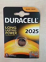 Дисковая батарейка DURACELL Lithium Cell 3V  DL2025 (C1)