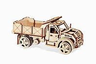 Wood Trick Механический 3D пазл Грузовик (215 деталей), фото 1
