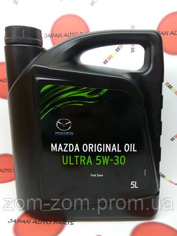 Масло MAZDA 5W-30 5л