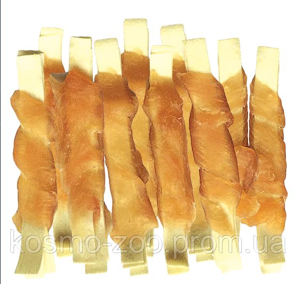 Рыбные палочки в мясе курицы Happ snack, 500 гр