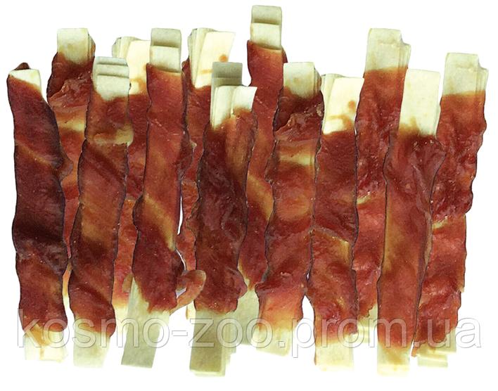 Рыбные палочки в мясе утки Happ snack, 500 гр